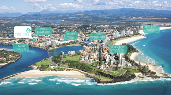 Retiring in Tweed Heads